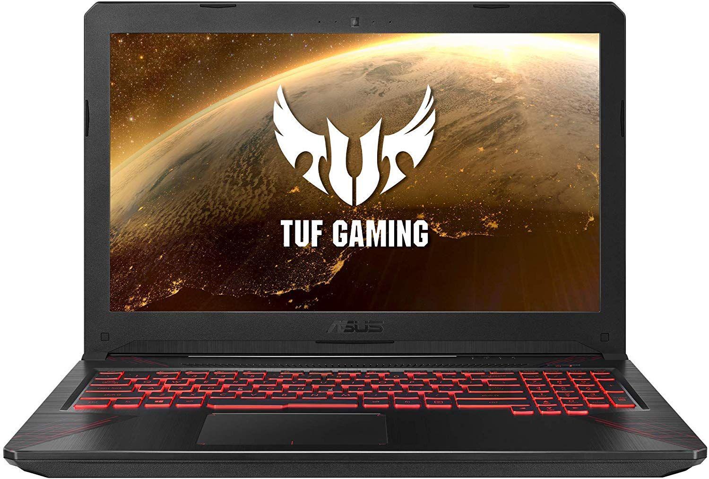 "ASUS TUF Gaming FX504GD-EN421 - Ordenador portátil de 15.6"" FHD"