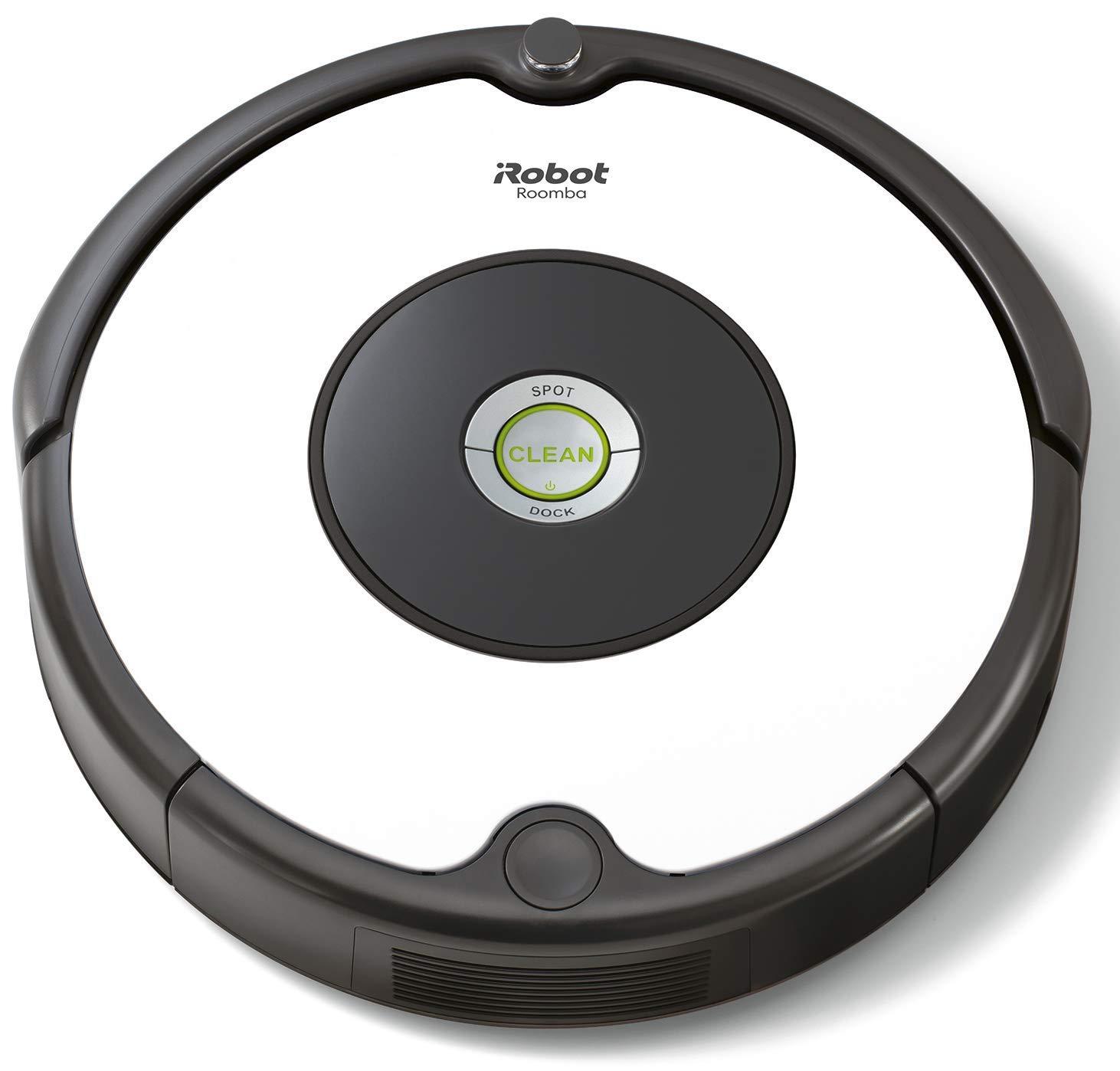 iRobot Roomba 605- Robot aspirador para suelos duros y alfombras [REACO]