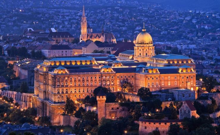 Verano en Budapest - 195€ vuelos + 5 noches