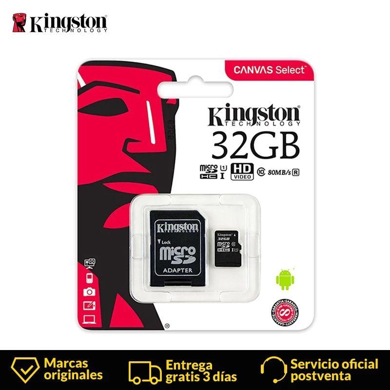 Tarjeta Micro SD Kingston 32GB