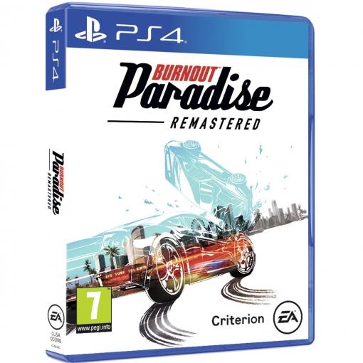 Burnout paradise ps4