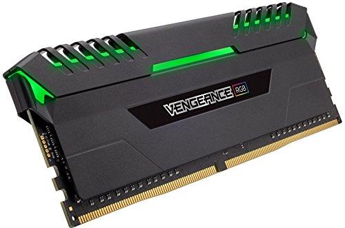Corsair Vengeance RGB - Entusiasta 32 GB 3000MHz 2 x 16 GB, DDR4, C16,