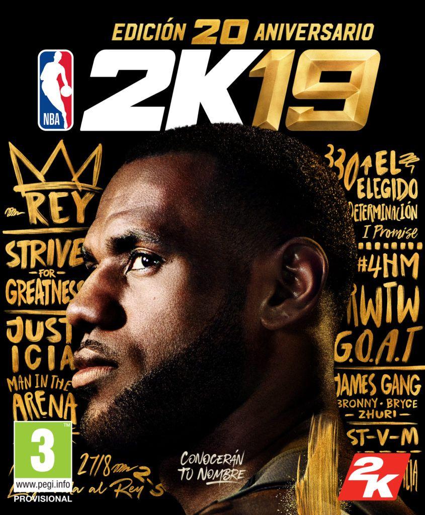 OFERTAZA NBA 2K19 EDICIÓN 20 ANIVERSARIO (PS4)