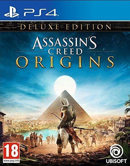 Oferta Assasin's Creed Origins Deluxe Edition (PS4!)