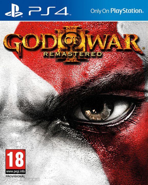 God of War III Remasterizado (PS4)