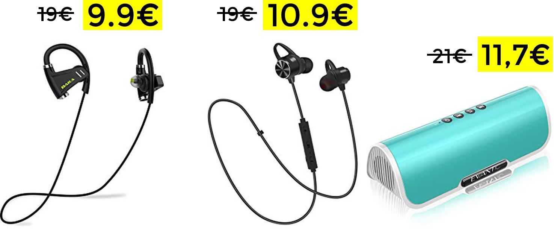 Cupones de descuento para auriculares