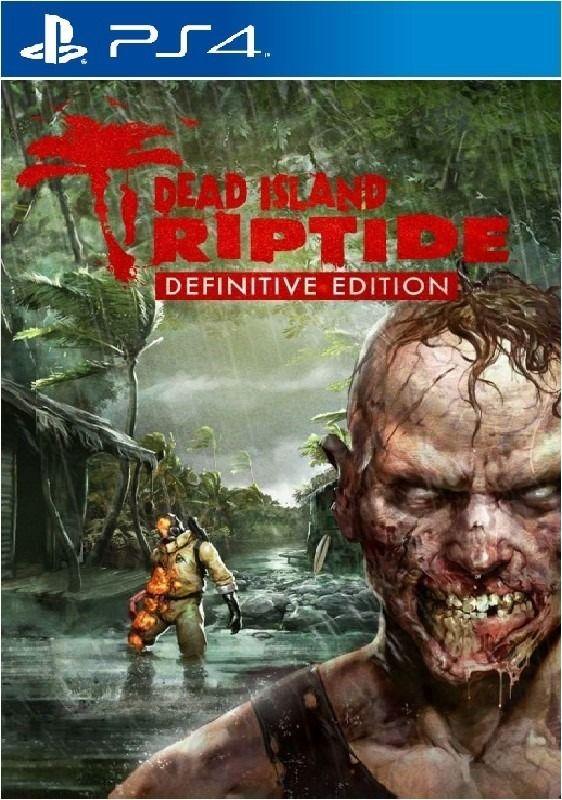 Dead Island Riptide Definitive Edition (PS4)