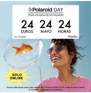GAFAS DE SOL POLAROID A 24€