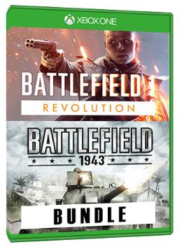 Battlefield 1 + Battlefield 1943 solo 1.5€