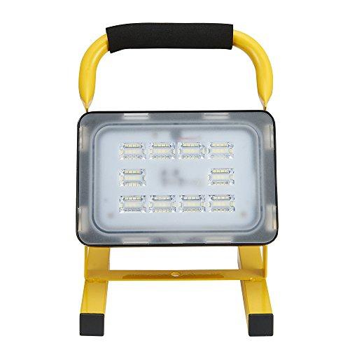 Foco LED 10W con IP65