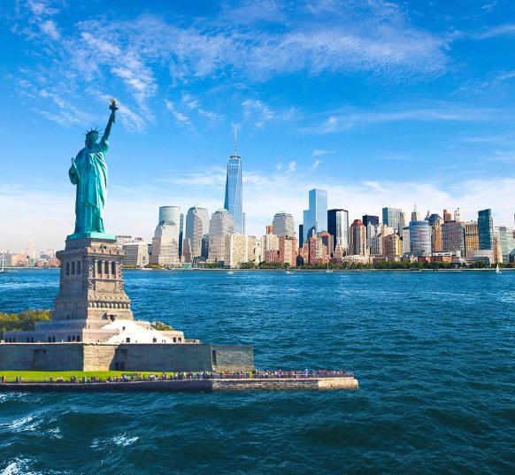 Vuelo Madrid a Nueva York (Ida y vuelta) 6-14 Noviembre