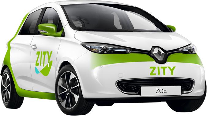 -10€ en Zity (Nuevos usuarios)