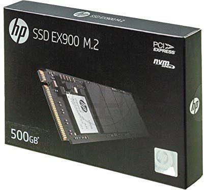 HP EX900 500GB NVMe 2280 M.2
