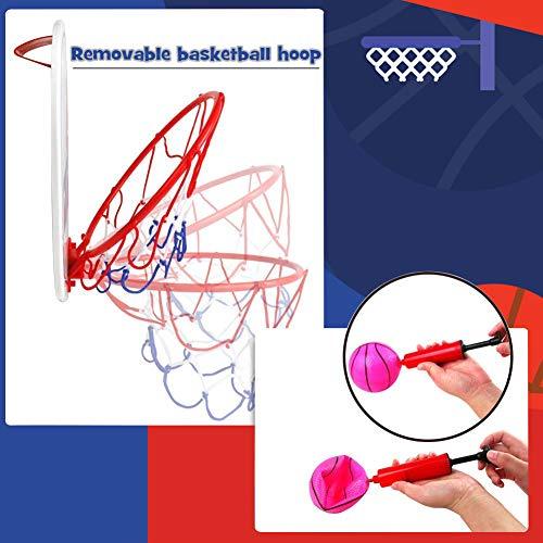 Canasta de baloncesto para niños