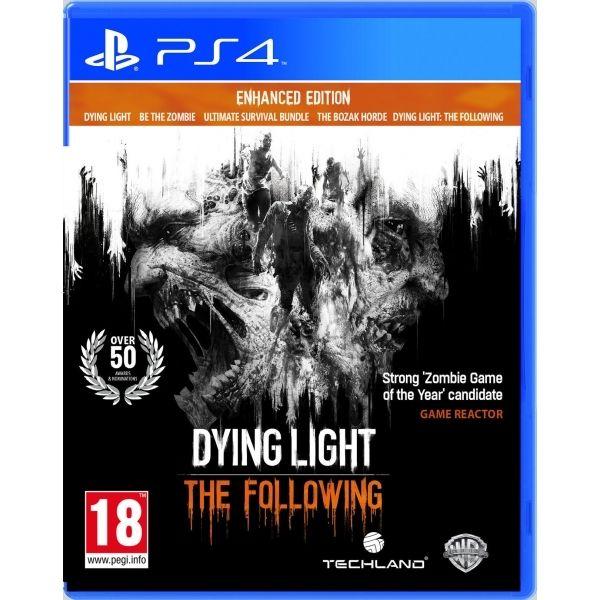 Dying Light: The Following [Edición mejorada] (PS4)