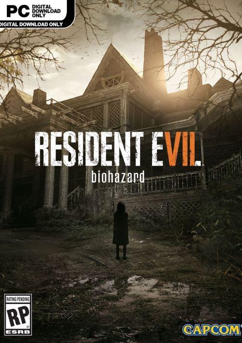 Resident Evil 7 para Steam por solo 5,69€