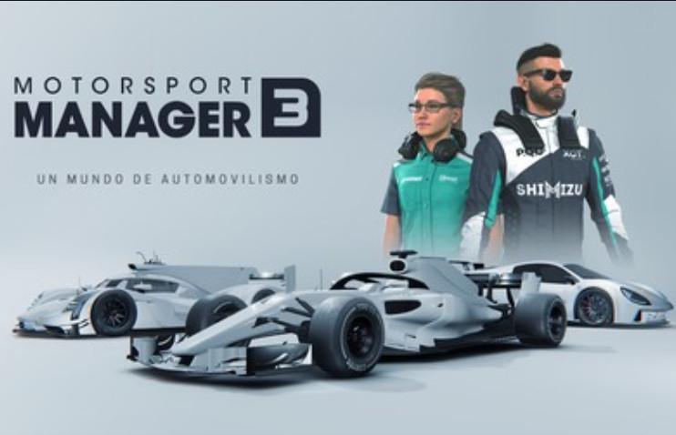 iOS: Motorsport Manager Mobile 3 (GRATIS)