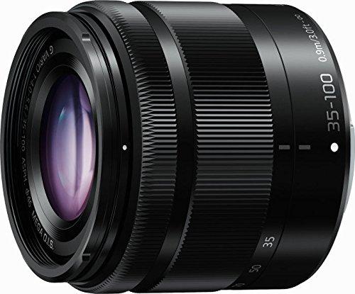 Panasonic LUMIX H-FS35100 - Objetivo Tele Zoom para cámaras de montura M4/3