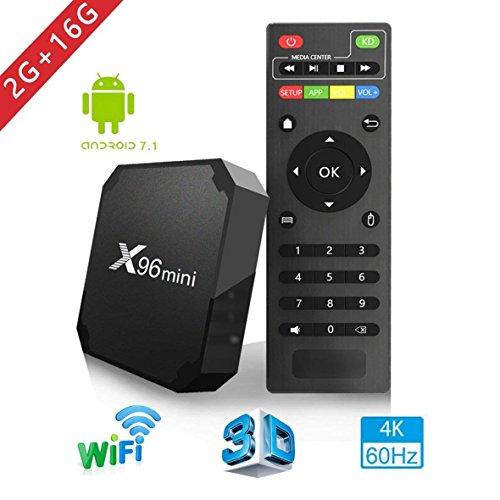 X96mini TV Box - 2GB/16GB