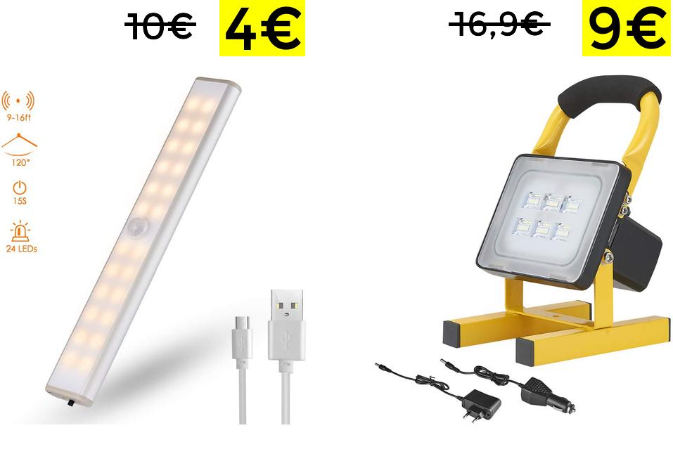 Preciazos en iluminación