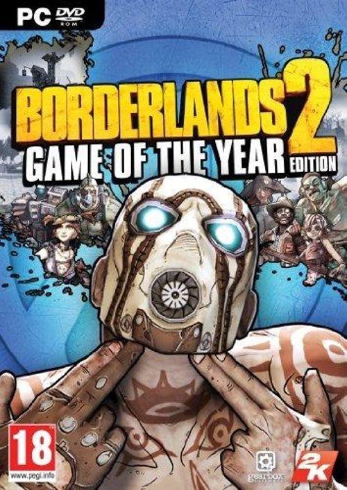 Borderlands 2 GOTY para Steam por solo 4,39€