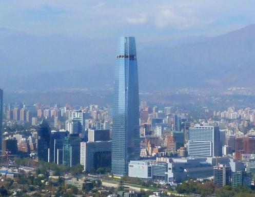 Vuelo directo (ida y vuelta) a Chile desde Barcelona