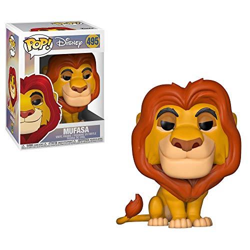 Funko Pop! - El Rey León: Mufasa