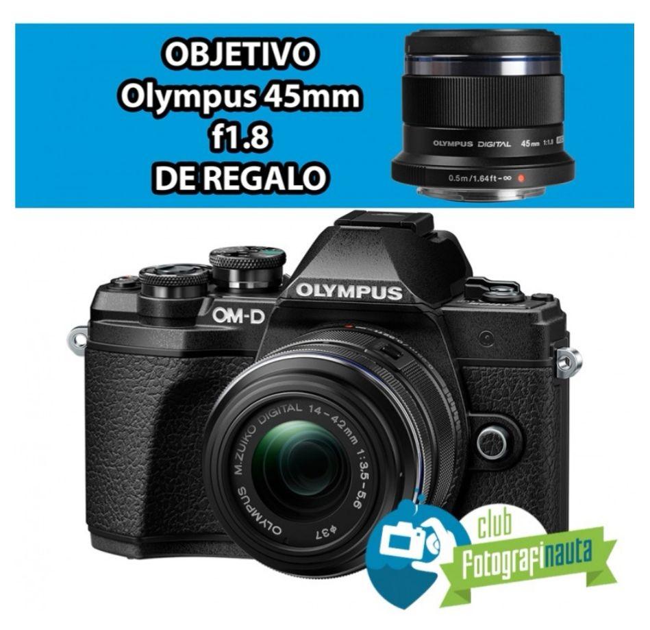 Olympus OM-D EM10 Mark III Kit + Zuiko 45mm 1.8
