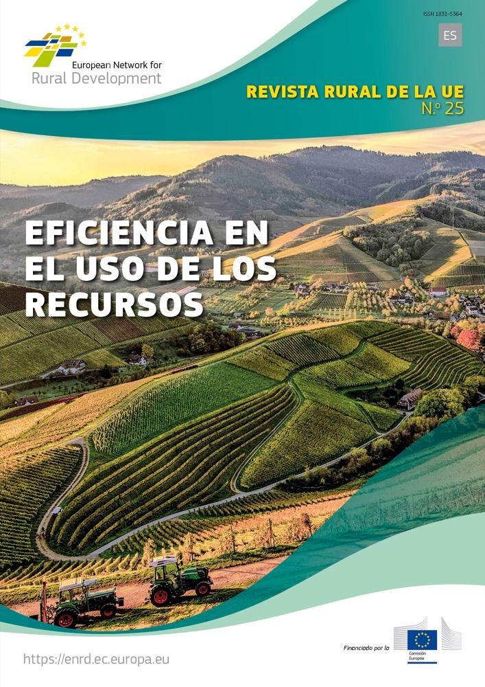 Revista rural de la UE,a domicilio gratis