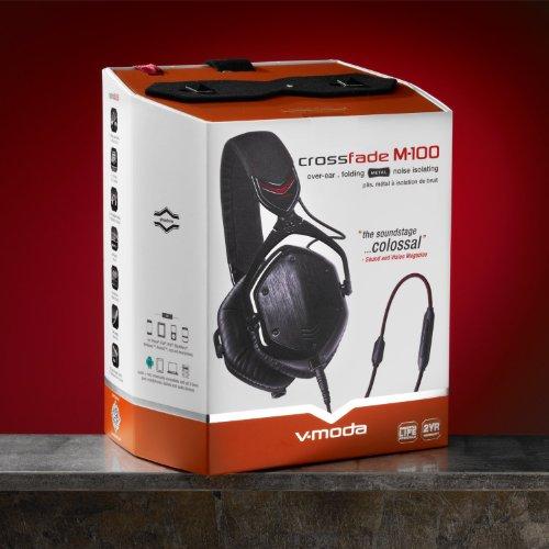 V-Moda M-100, auriculares circumaurales cerrados