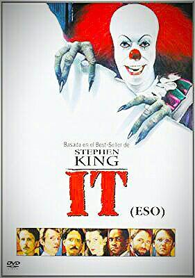 IT peli antigua y + Stephen King a 0,99€!!!