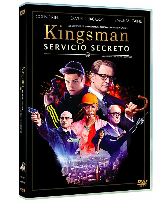Kingsman: Servicio Secreto Edicion Limitada [DVD]