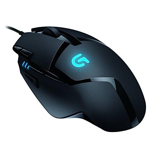 Logitech G402 - Ratón para Gaming