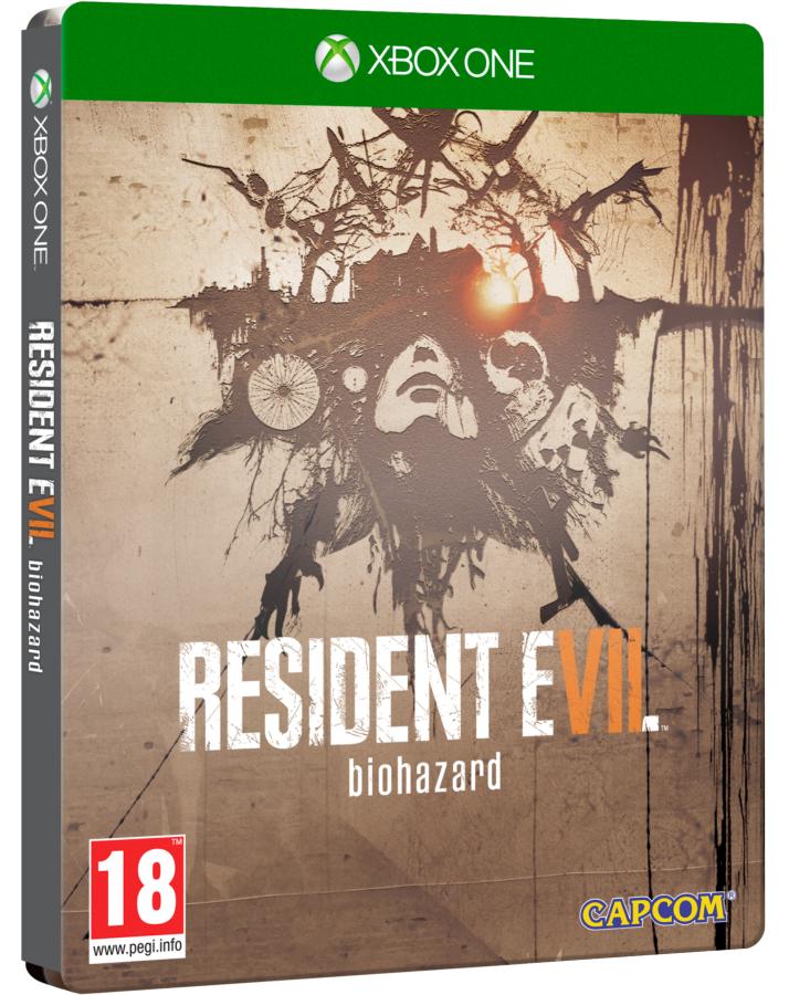 Resident Evil 7 Biohazard + SteelBook Xbox One