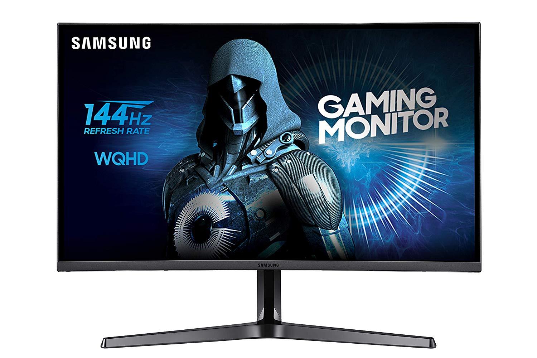 """Samsung C27JG52QQU 26.9"""" WQHD Curva WQHD"""