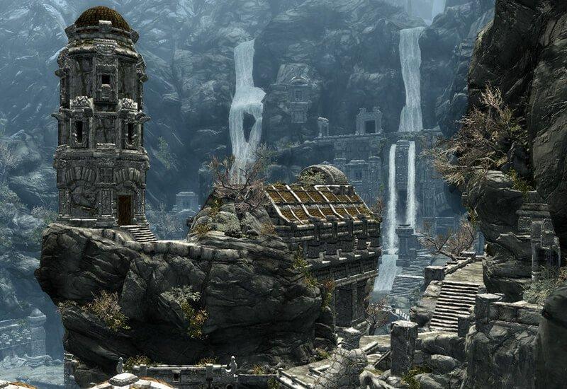 The Elder Scrolls V: Skyrim Legendary Edition (PC) steam.