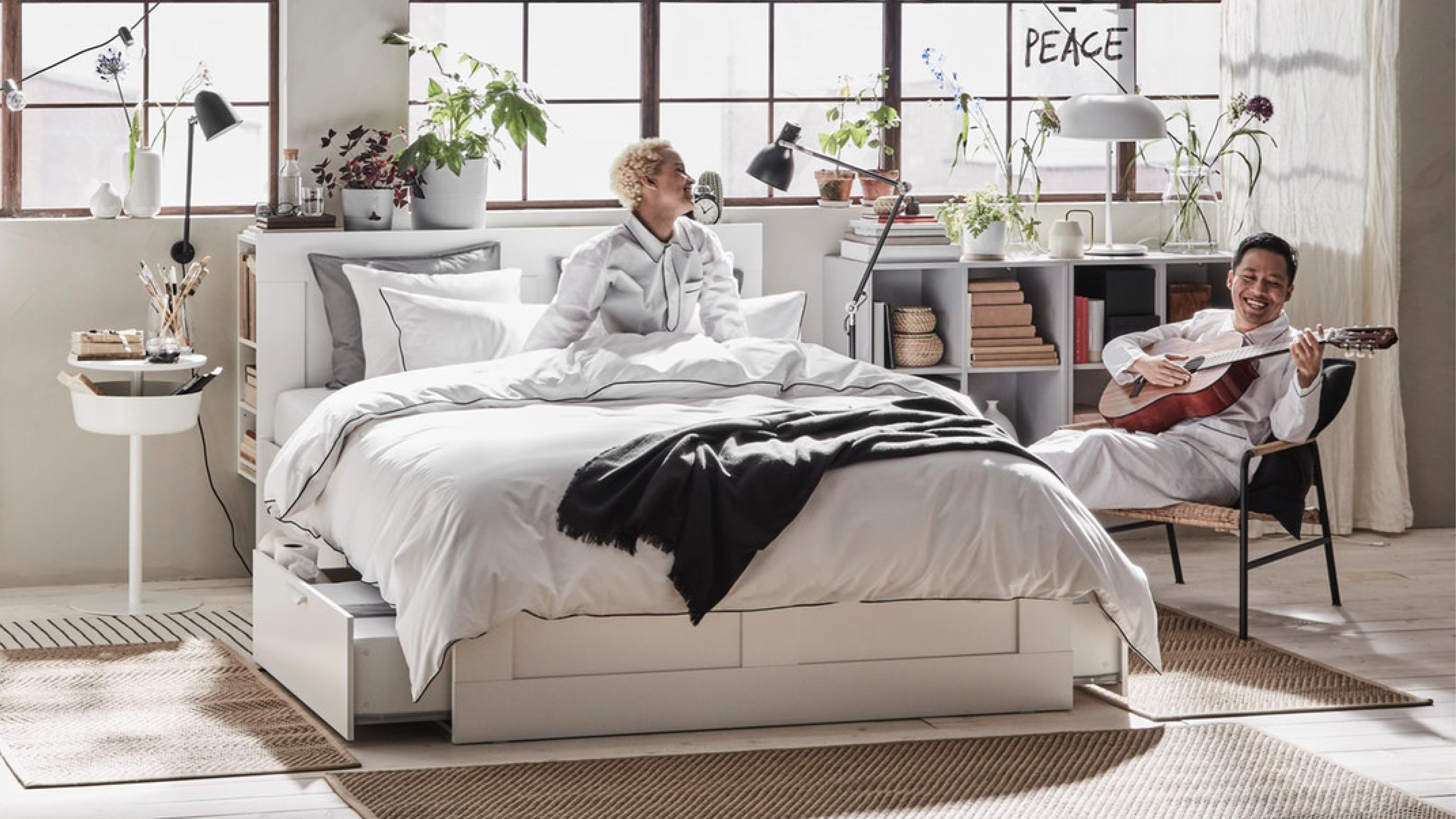 [IKEA MURCIA] 15% de descuento en tarjeta regalo en colchones este domingo...