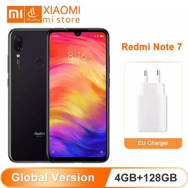 Xiaomi Redmi Note 7 4 GB 128 GB - Versión Global