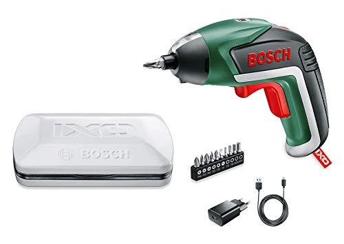 Bosch IXO Básico - Atornillador (3,6 volt system,en caja metálica)