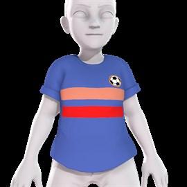 Camiseta de fútbol gratis, 16 millones de colores,  para tu Avatar de Xbox
