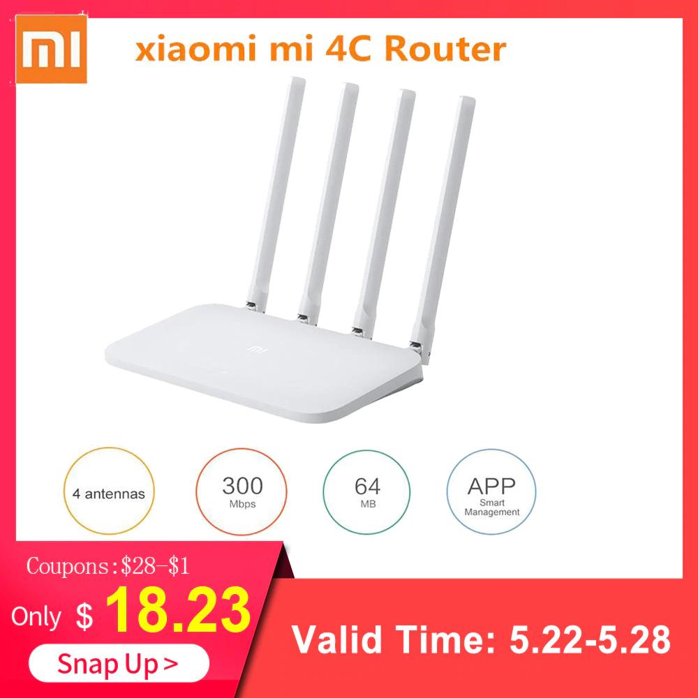 Xiaomi mi Router WIFI 4C