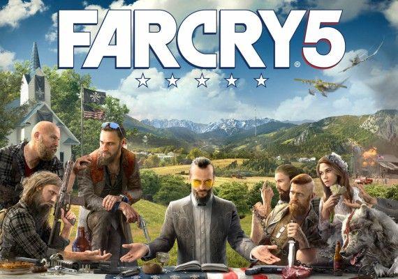 [PRE-ORDER]  Far Cry 5 para uPlay