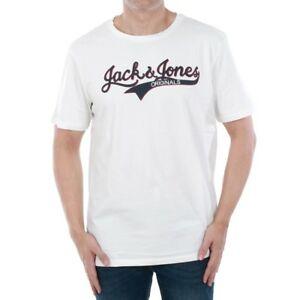 Jack&Jones Hombre Camiseta Verde corta Cuello redondo