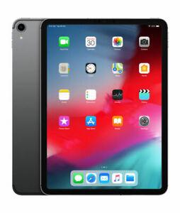 "Apple iPad Pro 2018 11"" 64GB Wi-Fi Version - Gris espacial"
