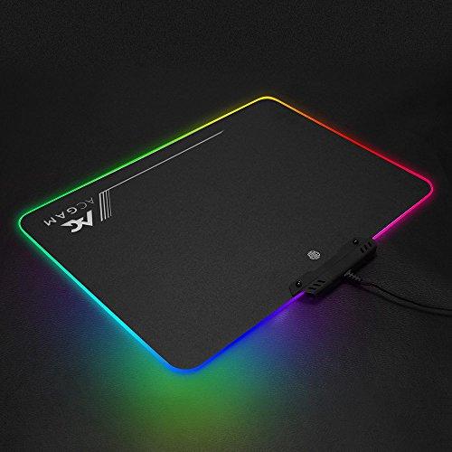 ACGAM P09 RGB Alfombrilla de ratón de juego