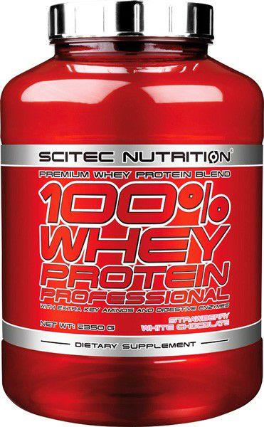 Scitec Whey Protein Chocolate con avellana