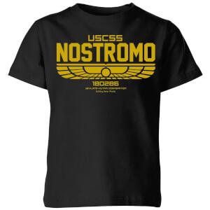 CAMISETA DE LA SEMANA - Camiseta Alien USCSS Nostromo
