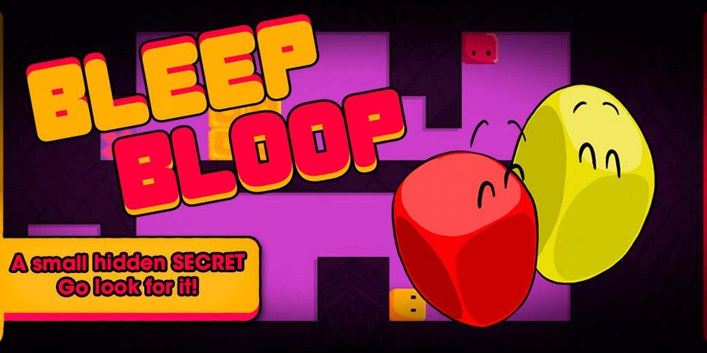 Bleep Bloop Nintendo Switch