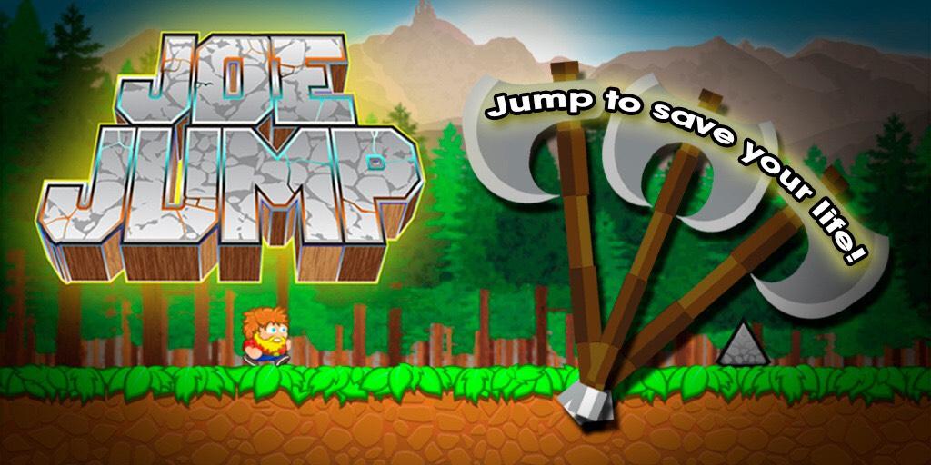 Joe Jump 20% Nintendo Switch