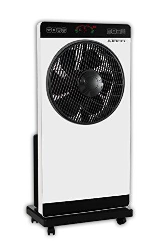 Jocel JVAB030528 Ventilador nebulizador, 80 W, 2 litros
